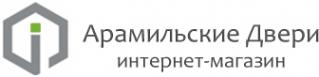Логотип компании Арамильские двери